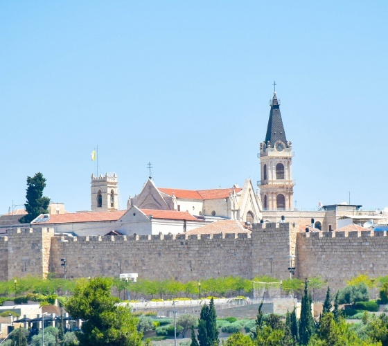 Statement from the Latin Patriarchate of Jerusalem