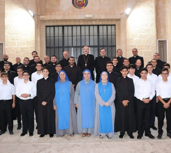 Activities of Latin Patriarchal Seminary of Beit Jala for year 2019- 2020
