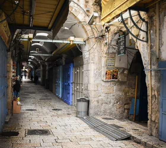 COVID-19: Palestinian tourism sector and economy can be salvaged only through official subsidies