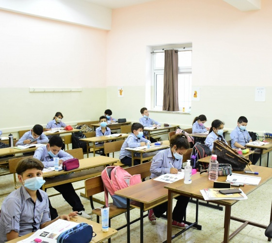 Going back to school amid spike of COVID-19 cases