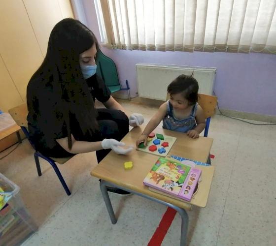الأردن: مركز سيدة السلام يُجابه تداعيات جائحة كورونا ويستمر في تقديم خدماته