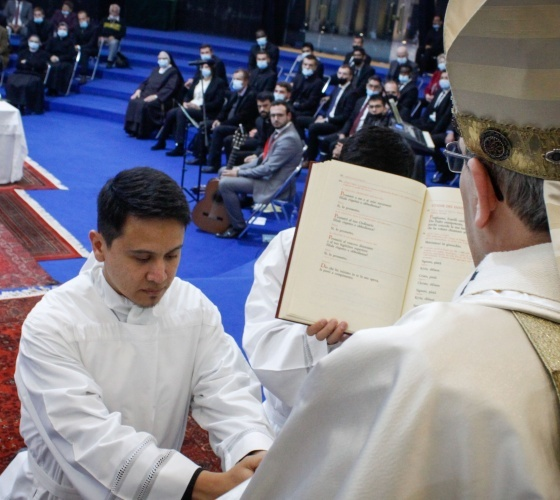 """""""Fiel custodio del plan de Dios para ti y para su Iglesia"""""""