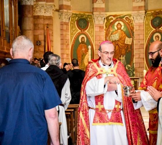 """El Patriarca Pizzaballa con motivo de Pentecostés: """"Jerusalén es casa de oración para todos los pueblos"""""""
