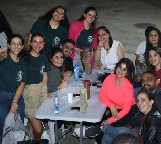 Les jeunes du Pays de Jésus concluent un camp de 4 jours pour les étudiants