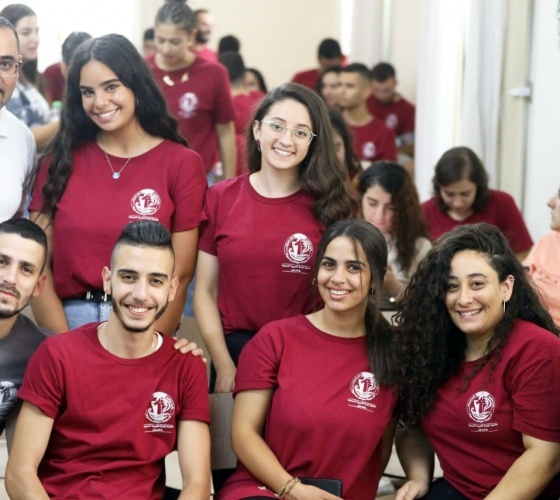 Youth of Jesus' Homeland conclude 4-day camp for university youth