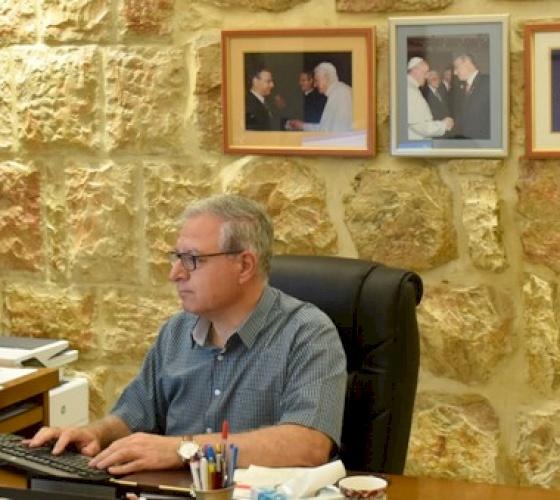 Sami El-Yousef: il primo laico nominato Amministratore Generale del Patriarcato latino