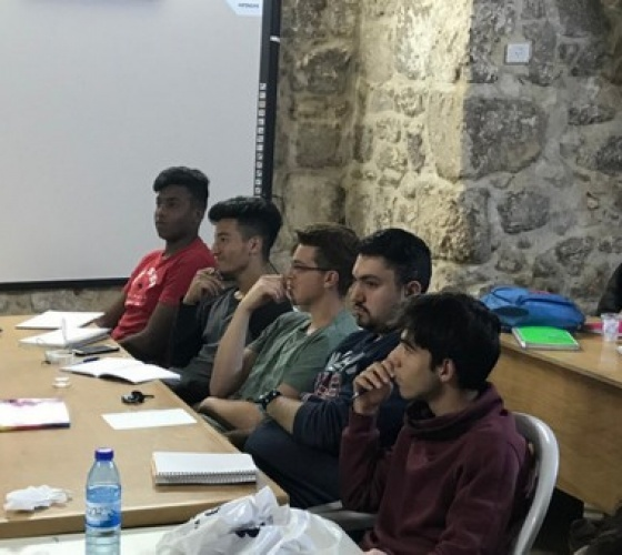 Greek Catholic Annunciation Society targets youth dropout rate in Jerusalem through remedial education