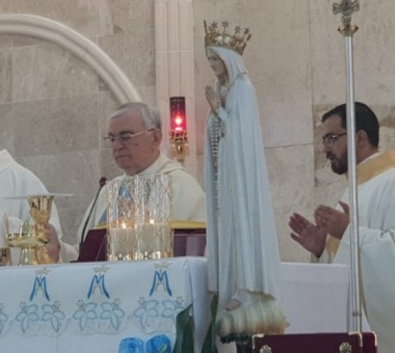 Feast of Our Lady of the Rosary celebrated in Zababdeh