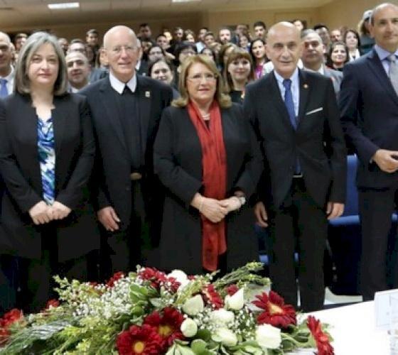 President of Malta Visits Bethlehem University Campus