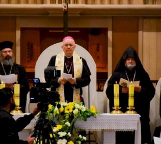 Unité des Chrétiens : Une célébration œcuménique à Bethléem