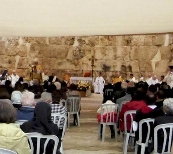 Marche d'Emmaüs, sur les pas du Christ et de ses disciples