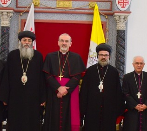 "Patriarchs and Heads of Jerusalem Churches weigh in on ""Deal of Century"" plan"