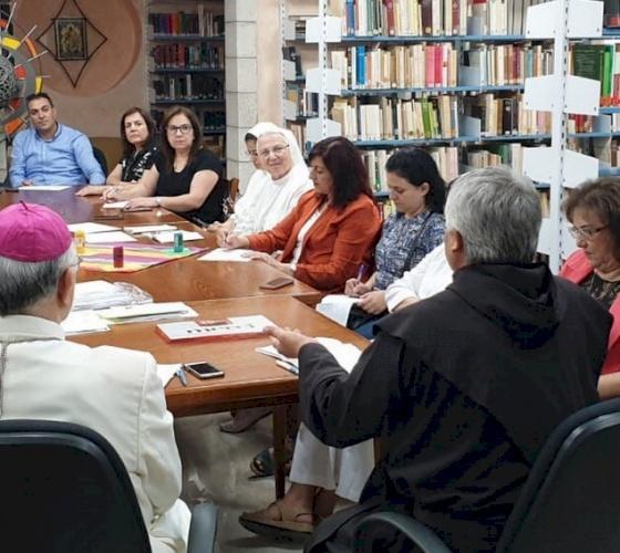 L'Eglise de Terre Sainte se prépare au « Mois missionnaire extraordinaire d'octobre 2019 »