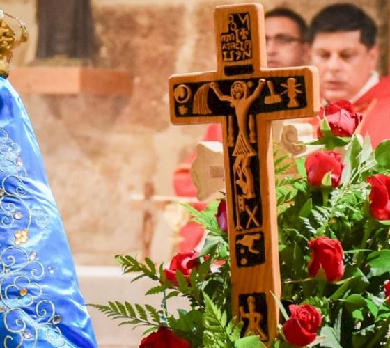 Bethlehem: The Incarnate Word religious men and women celebrate the Solemnity of the Exaltation of the Cross