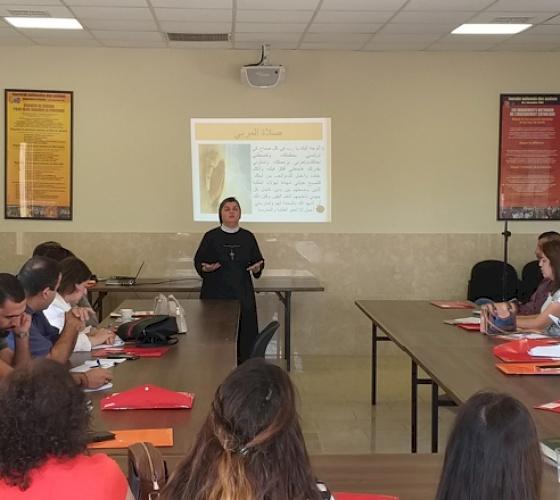 دورات تدريبية لمعلمي ومعلمات التعليم المسيحي على الكتب الجديدة خلال العام ٢٠١٩