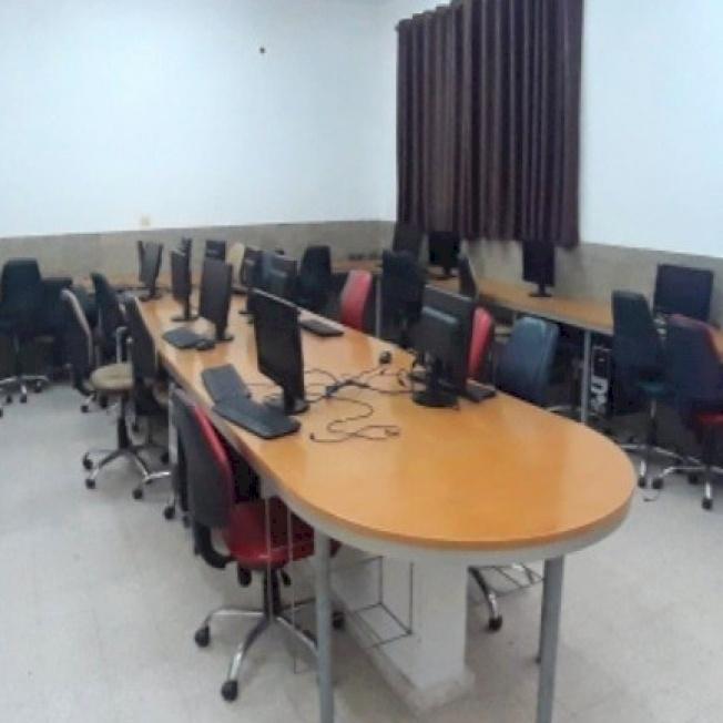 GA 268/21 Rehabilitation of Computer Labs at LPSs in Gaza