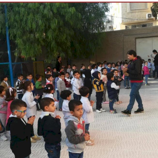 GA 277/21 Building New Classrooms  for Mafraq Latin School