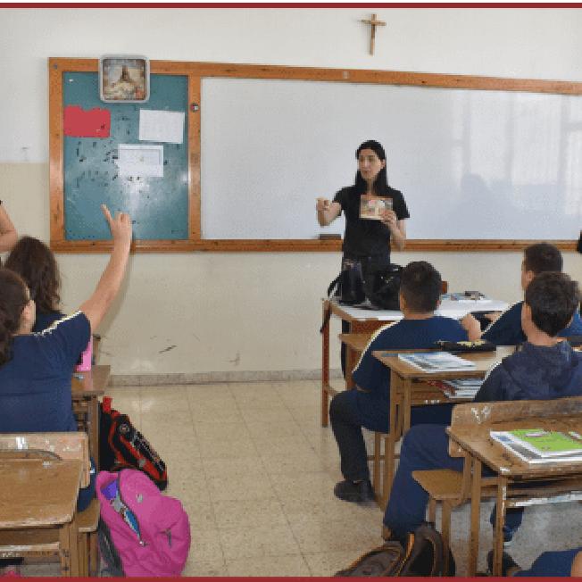GA 270/21 Upgrading Schools Desks for Several LP Schools Palestine