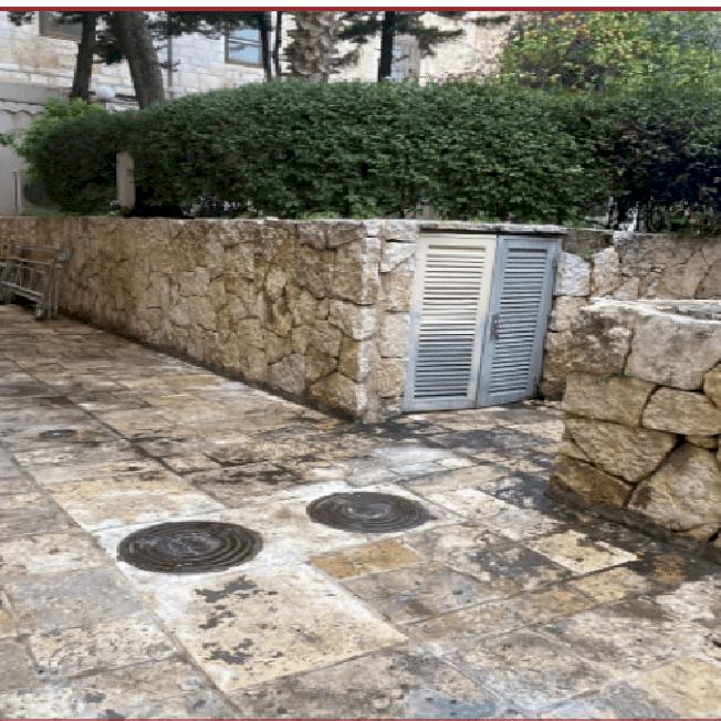 GA 264/21  Rehabilitation of Rain Water  Collection System, LPJ HQ Palestine