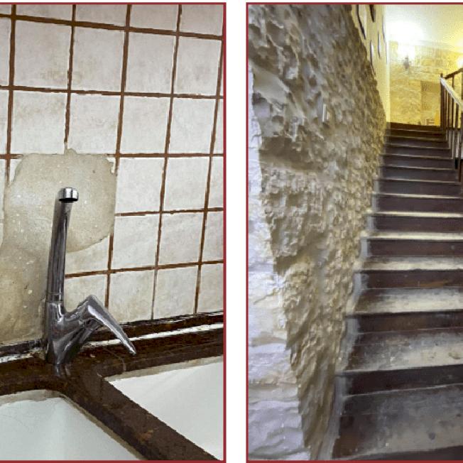 GA 261/21  Priest House and Parish Office  Rehabilitation, Aboud Palestine