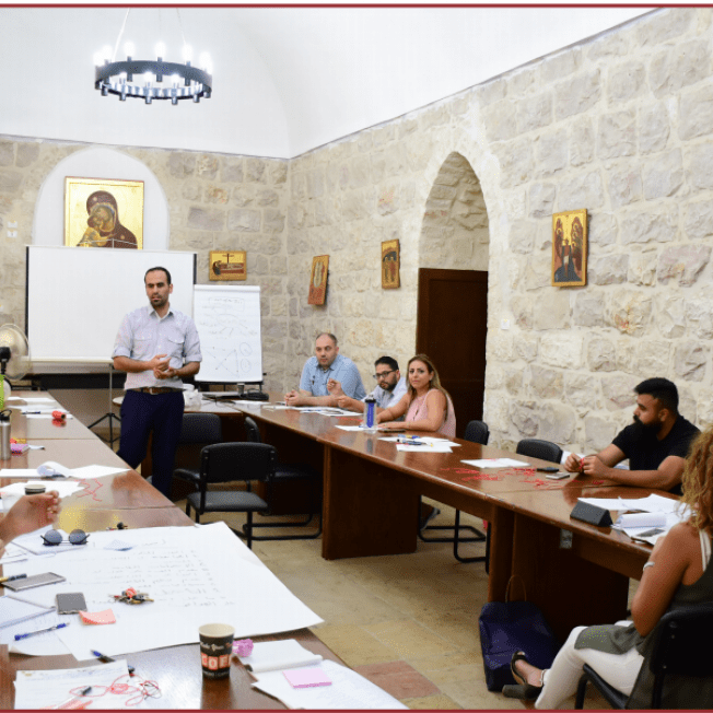 GA 260/21  Capacity Building for the Latin  Patriarchate Employees Diocese