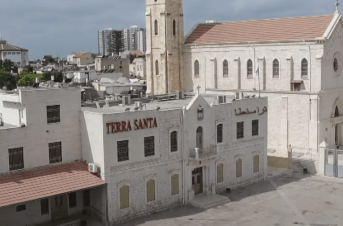 Franciscan schools preserve the Christian presence in the Holy Land
