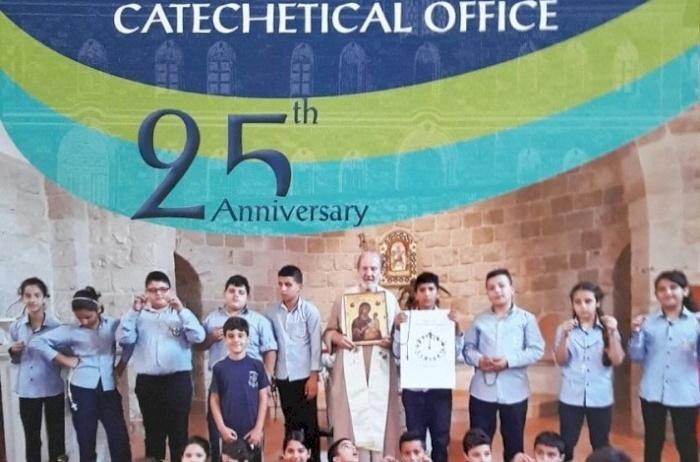 فيديو - ٢٥ سنة على إنشاء مكتب التعليم المسيحي