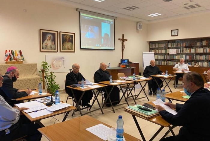 The Consequences of the Coronavirus at the Center of the Assembly of Catholic Ordinaries of the Holy Land