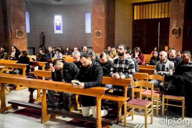 Latin Patriarchate organizes annual Lenten spiritual retreat