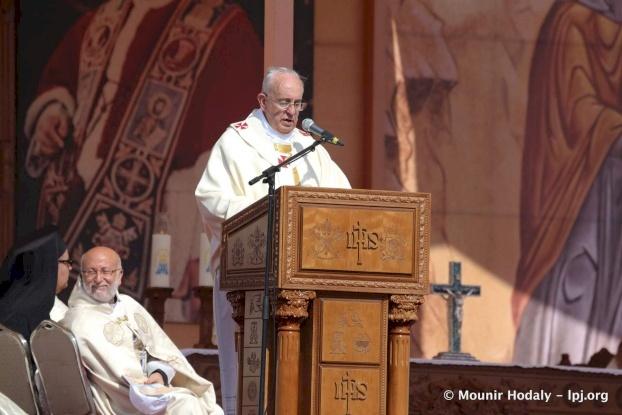دعوة للمشاركة في وقفة صلاة مع البابا فرنسيس