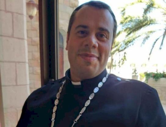 المطران كميل سمعان نائبًا بطريركيًا جديدًا لكنيسة السريان الكاثوليك في الأرض المقدسة