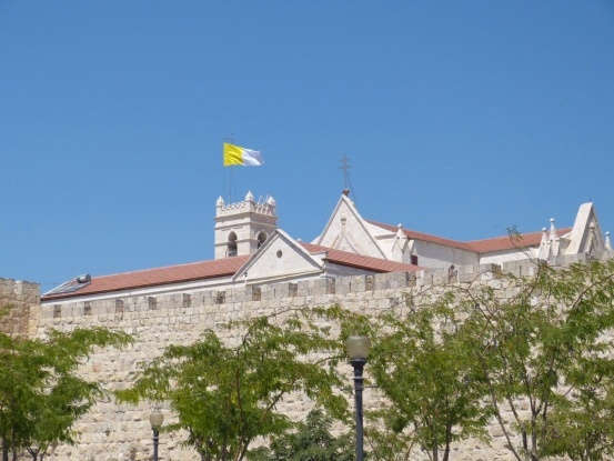 TERRE SAINTE : Indications pastorales pour la Semaine Sainte suite aux restrictions imposées par la COVID-19
