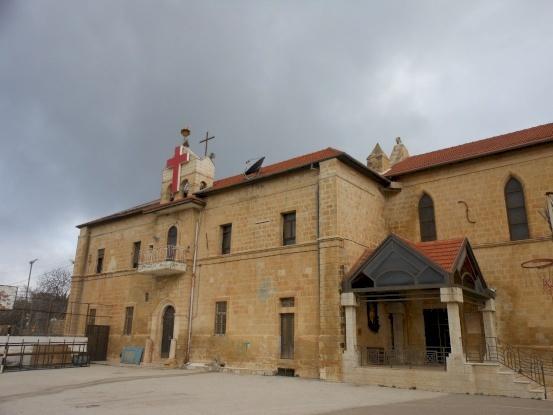 Jifna Parish