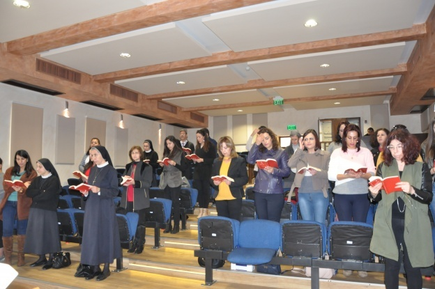 Spiritual Retreat for Catechists in preparation of  Advent & Christmas seasons