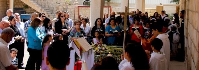Rafidia Parish - Nablus
