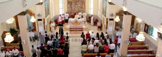Taybeh Parish
