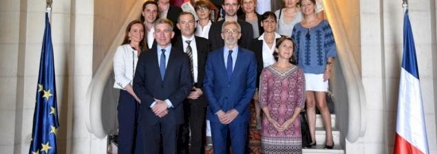Réseau Barnabé : Au service de la francophonie en Terre Sainte