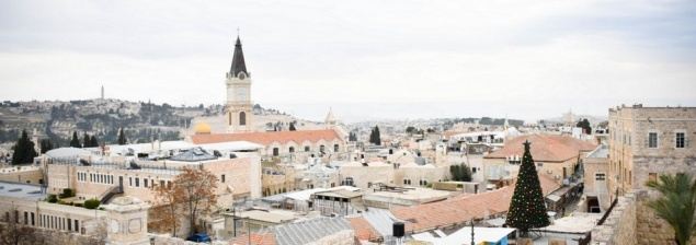 Christmas Message of the Heads of Churches in Jerusalem 2017