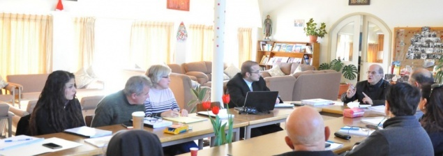The Pastoral Office concludes its fifth meeting in Beit Jala Seminary