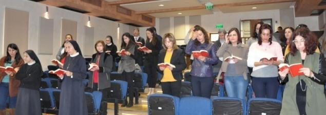 Spiritual Retreat for Catechist preparation of Advent & Christmas seasons