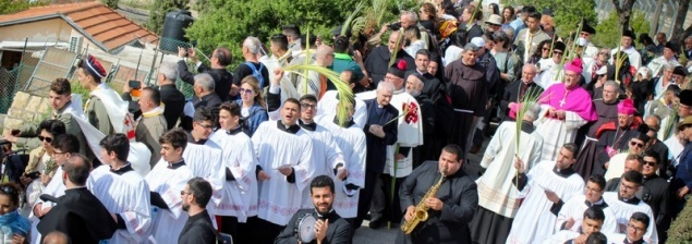 Spring reflections of Mr. Sami El-Yousef, Chief Executive Officer of the Latin Patriarchate