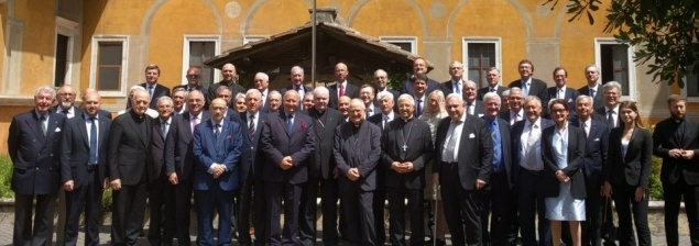 European Lieutenants emphasize regular contact with the Grand Magisterium in recent meeting