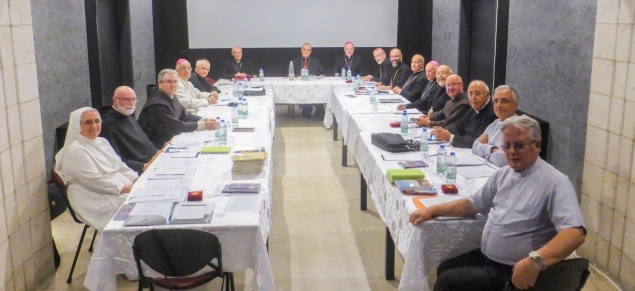 Comunicato dell'Assemblea degli Ordinari Cattolici di Terra Santa (AOCTS) - Ottobre 2019