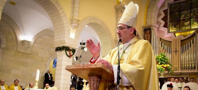 Messaggio di Natale 2019 dell'Arcivescovo Pierbattista Pizzaballa