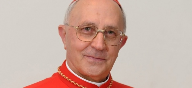 Card. Filoni, Grand Master of Order of Holy Sepulchre, sends Christmas and thank you message