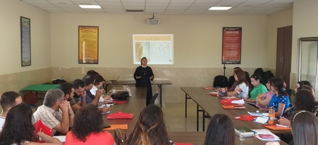 Training Courses for Christian Education Teachers during 2019