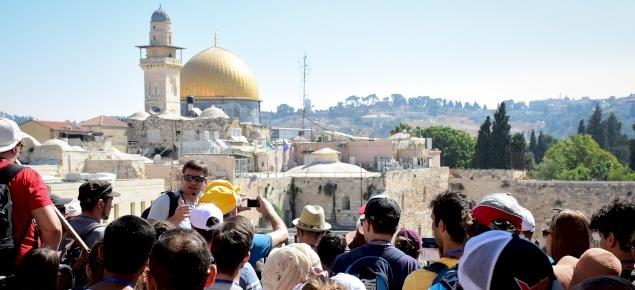 2019 : Année record pour les pèlerinages en Terre Sainte