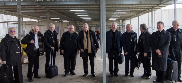 Holy Land Coordination Bishops release final statement after visit to local Christians