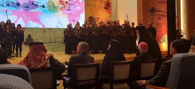 الملك عبدالله الثاني يلتقي رؤساء الكنائس في الأردن والقدس وشخصيات مسيحية بمناسبة الأعياد الميلادية المجيدة
