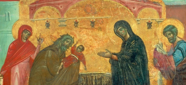 Meditation of Archbishop Pizzaballa: Presentation of Jesus in the Temple, Year A